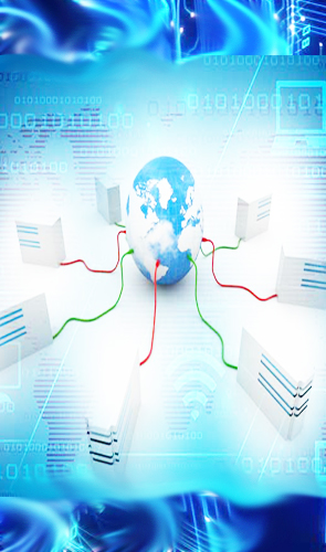 data networking in India