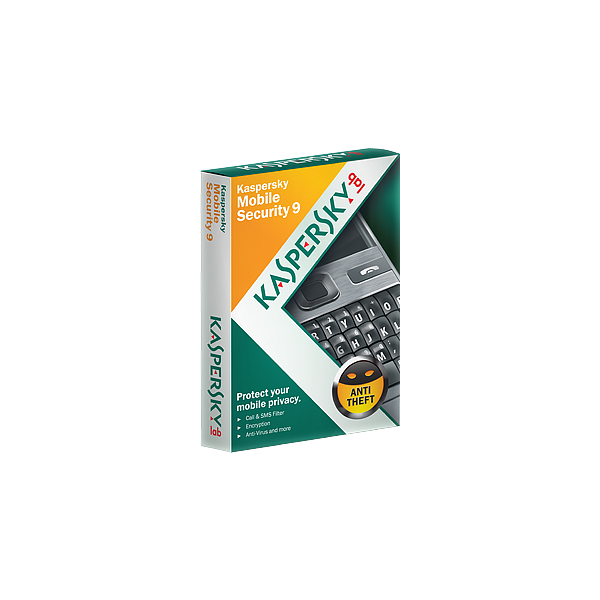 Kaspersky Mobile Security 9 for Android and BlackBerry price in India