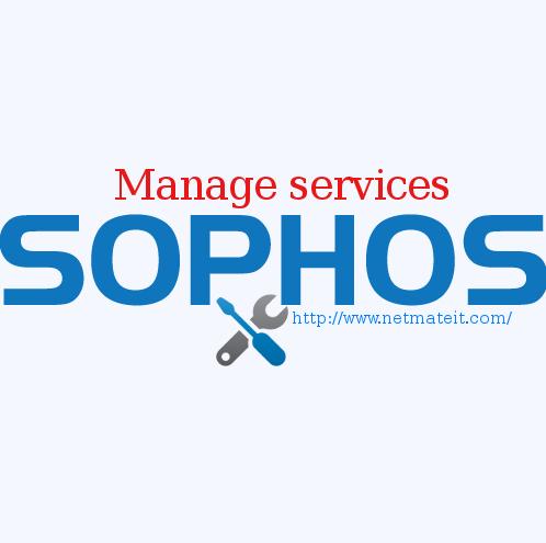 Sophos Firewall Standard Management Service in hyderabad